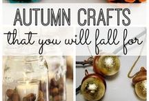 diy home decor autumn
