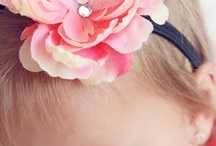 a girl can never have to many hair accessories  / by Amy James