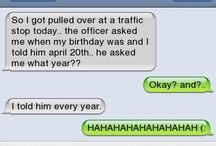 Funny / Funny things
