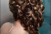 Hair styles / by Natasha Hall
