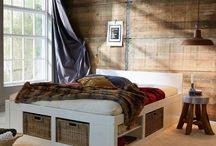 Mobilier déco : la fibre écolo ! / Une jolie collection fabriquée avec du bois des forêts gérées durablement ... De beaux meubles, respectueux de l'environnement.