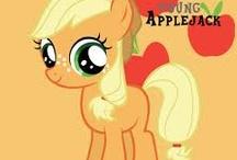 Poniesssssss!!!!!!! / by Mikayla Zans
