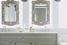 Bath&powder room