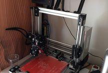 3D printer Rebel II
