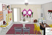 Decoração - Ateliê / Escritório de Festas Personalizadas com 3D!