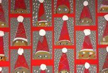 jouluaskarteluja lapsille
