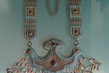 Gyöngy(gallérok) - üzbég