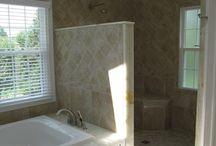 bathroom / by Mandy Thames