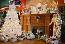 Christmas Decor / Christmas decorations and holiday items at the Santa Claus Christmas Store. http://www.SantaClausChristmasStore.com. / by Santa Claus Christmas Store