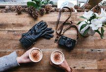COFFE SHOP PHOTOSHOOT