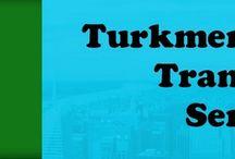 Turkmen Translation Services