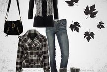 Wear / Fashion ideas.  Outfits I would like to try.