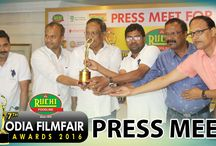 PRESS MEET    7th Odia Film Fair Awards - 2016    29th March 2017    Utk...