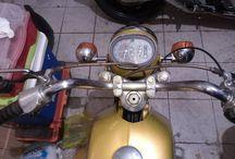 Dimitris Georgakenas - Honda CB125 k3 1969 / #MRCG #RESTORING #HONDA #CB125