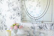 Baños de ensueño !!!! / Ideas de baños principales y de cortesía