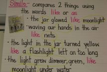 ELA: Figurative Language / by Lucy Gracie