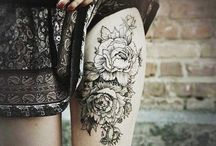 Inkd / Tattoos, sleeves, floral, mandala, old school, nature