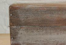 postarzanie drewna