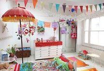 Olivia big girl room / by Jackie Schelp
