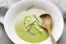 Soupes/veloute´