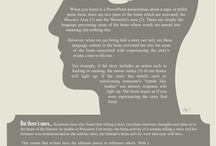 Educational  / Interesting facts and stuff
