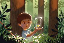 Untitled Short Film Idea - References