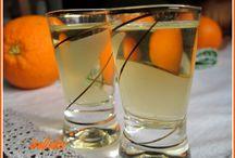 Horké nápoje, výroba likérů