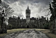 Castles and Dreams / Breathtaking castles and homes one could only dream of. / by Ashley Garcia