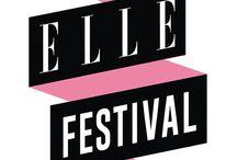 ELLE Festival 2014 / In het eerste weekend van de zomer, op 27, 28 en 29 juni, organiseren ELLE, ELLE Decoration en ELLE Eten voor het eerst ELLE Festival. De binnenstad van Amsterdam is dan een heel weekend lang het decor voor véél mode, lekker eten en interieur. / by ELLE Decoration NL