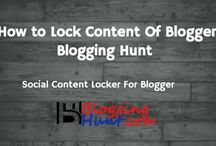 All about Blogger / Find all information about the blogger! Articles and Video Guides