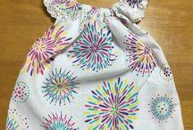 赤ちゃんのためのお裁縫
