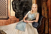 Game Of Thrones / by Jenny Green