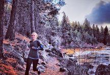 TRAIL RUNNING / Nada como correr com ar puro e no meio da mãe natureza!