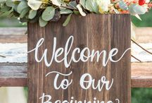 Weddingsigns