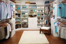 closets / by Cindy Anderson