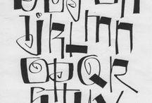 Some interesred fonts