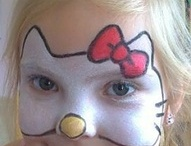Face painting / by Haley Phillips