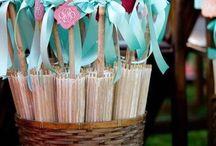 Boda Tany / Ideas para la boda de Tany