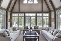 Dream Living Rooms / by Amanda Scott