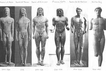 Antik Yunan Heykelleri