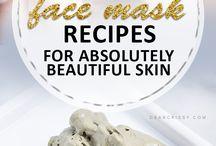 ☆ Organic Skin Care ☆