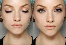 Make up and mani