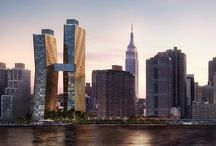 The American Copper Buildings / The American Copper Buildings, New York, NY.  JDS Development Group and SHoP Architects
