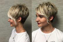 Short cuts / Short haircuts