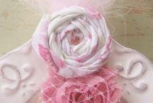 Hair Flowers  / by Nicolette Muhlestein