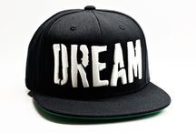 Headwear / Our collection of custom Embroidered Headwear, snapbacks, fitted caps, all that.