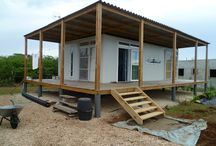 Second house/workshop plans. / by Josef Havelka