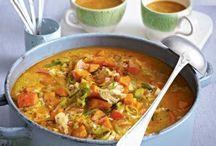 Eintöpfe-Suppen