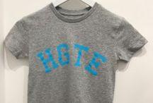 HGTE Kids Tees