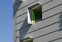 Commercial Window Hoods / Sunscreens